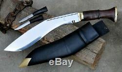 11 inches WWII issue khukuri-gurkha knife-handmade kukri knife-knife from Nepal