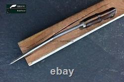 12 Hanshee, Balance Blocker Knife-Real Working, Historical WI from Nepal GK&CO