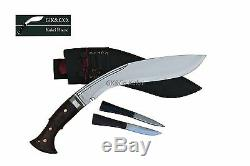 12 Hanshee, Balance, Khukuri, Knife-Real Working, Historical WI from Nepal GK&Co