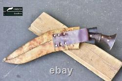 12 Inch, Balance, Khukuri, Knife-Real Working, Historical WWI from Nepal GK&Co