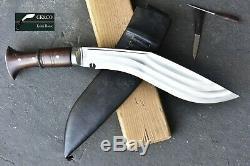 12 Tin Chirra (3 Fuller) Genuine Gurkha Kukri knife from Nepal- Khukri, GK&CO