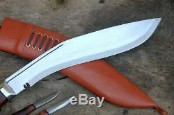 12 inches Blade survival kukri-khukuri-knife-knvies-Handforged-knife from Nepal