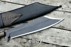 15 inches Blade Rustfree Mukti cleaver-Handmade knife-knives from Nepal-Handmade