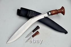 16 inches Panawal sirupate kukri-khukuri-machete-knives from Nepal-Gurkha knife