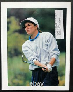 1997 Promo Set from Titleist with Tiger Woods Rookie Card + Magazine