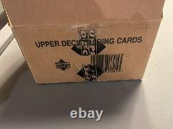 (2) MINT 2001 Upper Deck Golf Hobby Boxes from Sealed Case. Tiger Woods PSA 10