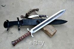 21 inches custom sword kukri/khukuri-Handmade kukri-sword-knives from Nepal