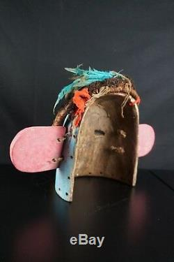 22# Vintage Kachina Small Mask Native American, HOPI, From 60/70s