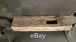24 Antique Hand-Hewn Timber Frame Barn Beam from New York 1700's
