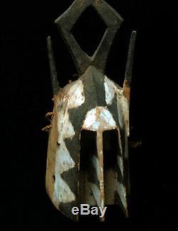 African Antique Dogon Kanaga Spirit Mask From Mali 506