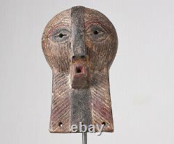 African Congo Tribal wood mask from SONGYE tribe bird mask Ethnic primitive 3790