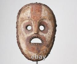 African Congo mask wooden tribal mask from PENDE tribe mbagu mask DRC Zaire 3823