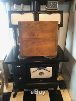 Antique Primitive Wood Cutting NOODLE Bread Board cheese from 1880 FARMHOUSE