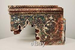 Antique Wooden Ceiling Trim from Morocco