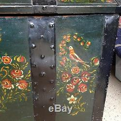 Antique trunk from Holland