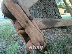 Antique, wagon /buggy jack primitive from the 1800's