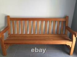 Bench Genuine Teak Wood Original from Indonesia from Kingsley Bate
