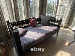Designer Solid Wood Java daybed From Z GALLERIA Classic Original Piece