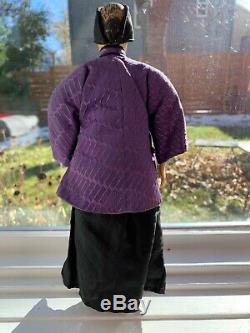 Door Of Hope Doll Elderly Woman, Excellent Condition, Purchased from Theriault