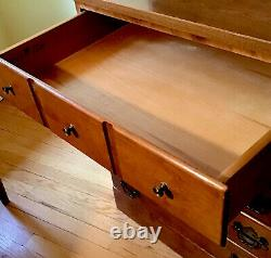Ethan Allen Heirloom Solid Maple Chest-from Custom Room Plan (crp) Collection