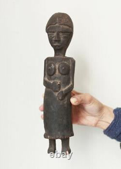 Fantastic antique NEPAL guardian figure from Jumla, ancient piece