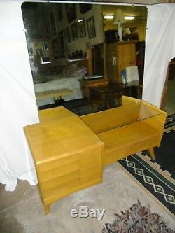 Heywood-Wakefield Mid Century Vanity from the Trophy Collection