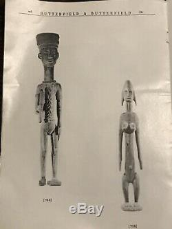 Important African Art from the private collection of a West African princess