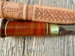 Issakki original puukko Järvenpää knife from Finland