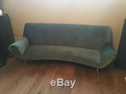Italian Minotti Radice style couch right from the 60s