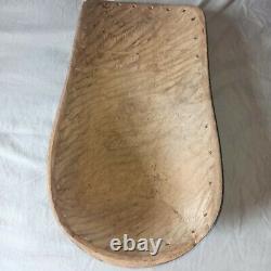 Makonde Tribal Pregnant Belly Fertility Mask From Tanzania