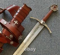 NEW! Accolade Sword from Museum Replica #502356