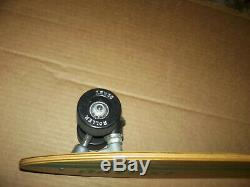 NOS Never Used Wood Roller Derby Skateboard Just Removed From Original Box
