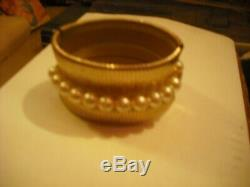Natalie Wood Personally Owned & Worn Gold Thick Metal Bracelet from Costumer