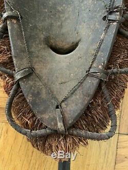 Papua New Guinea Mask from Estate