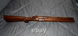 Remington 40x Heavy Barrel Stock, Original Stock from heavy barrel rimfire