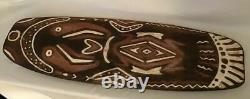 Spirit Board from Papua New Guinea Hand Carved