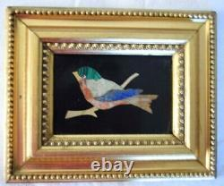 Venice Italian Marble Bird Natural Stone Souvenirs From The 1960' Number 2314