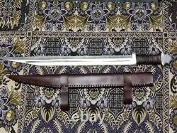 Viking Seax from Windlass Steel craft Historical Sword D2 with magical power