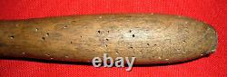 Vintage 1600s British Axe With Faint Maker's Mark, Original Handle From Scotland