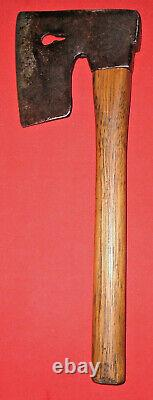 Vintage 1700s British Axe With Sword (Cutler) Maker's Marks, From Scotland