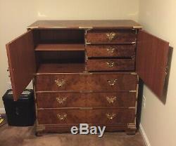 Vintage 1960s Korean Chest of Drawers Dresser from Korea