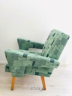 Vintage Armchair From Jitona, 1960s