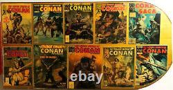 Vintage Conan Table Top from the Original Conans Pizza -Top1
