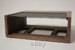 Vintage Original Marantz wood cabinet case from 4230 stereo reciever
